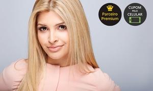 Uli Beauty unidade Paulista: Uli Beauty – Av. Paulista: progressiva, botox ou selagem + escova (opção com corte, hidratação L'Oréal, mão e mechas)