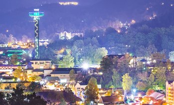 Up to 39% Off Admission to Gatlinburg Space Needle