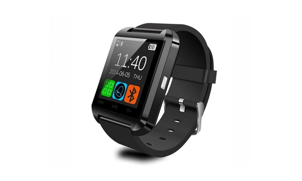 U Watch Bluetooth U8 Smartwatch for iOS and Android: One ($15) or Two ($25)