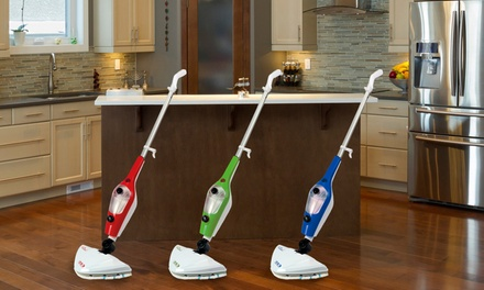 Easy Steam X10 10in1 Steam Mop with Two Pads or Five Pads