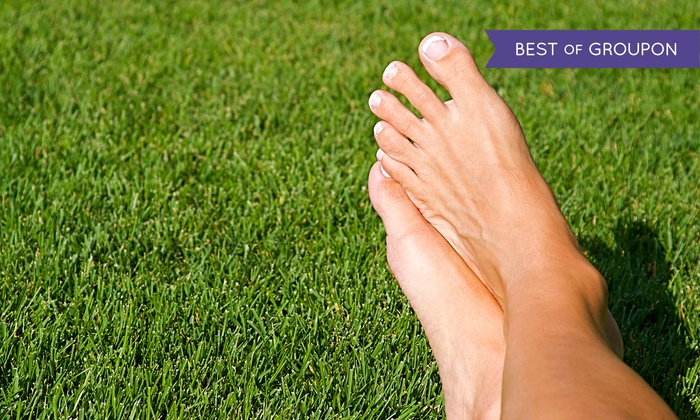Natural Beauty Laser - Mission Bay: One Laser Toenail-Fungus-Removal Treatment for One or Both Feet at Natural Beauty Laser (Up to 79% Off)