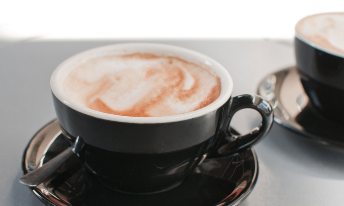 Coffee Connection - People's Freeway: $10 for Four Groupons, Each Good for $5 Worth of Café Drinks and Treats at Coffee Connection ($20 Value)