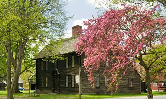 Historic Deerfield - Historic Deerfield: Colonial Living Museum Visit for Two or Four to Historic Deerfield (Up to 48% Off)