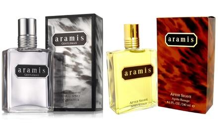 Aramis 240ml Aftershave £27.98 or Gentleman 60ml EDT £14.99