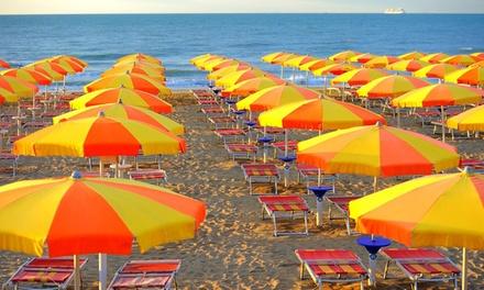 Rimini: 7 notti in pensione completa con bevande e bimbo gratis
