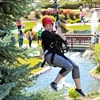 Up to 52% Off Zipline Rides at Wonderland Family Fun Center