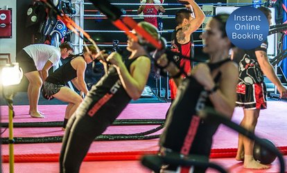 1 ($29) or 2 ($49) Months of Unlimited Circuit, Thai Boxing and Strength Membership at Diesel Gym (Up to $323 Value)