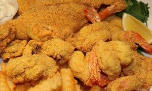 Ali baba grill: $9 for $15 Worth of Mediterranean Food — Ali baba grill