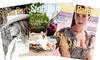 "50% Off Subscription to ""Santa Barbara Magazine"""