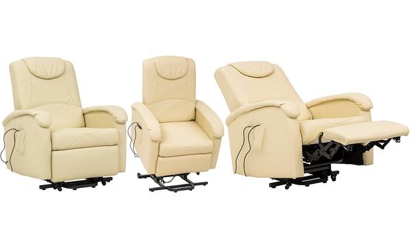 Poltrona Relax Margherita Disponibile In 2 Modelli