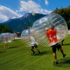 Partita di bubble football