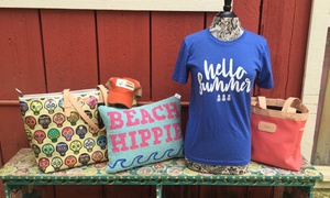 Bless Your Heart: Boutique Apparel and Gifts at Bless Your Heart (38% Off). Two Options Available.
