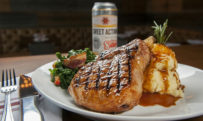 Himmarshee Public House - Downtown Fort Lauderdale: $12 for Internationally-Inspired American Fare and Drinks at Himmarshee Public House ($20 Value)