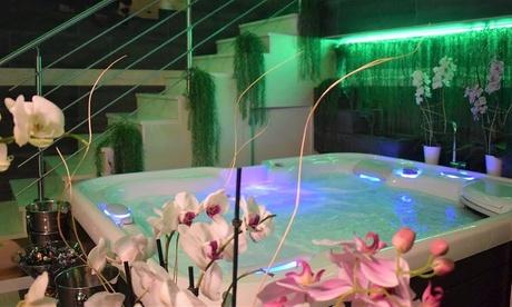 Acceso a spa privado durante 75 minutos para dos personas con opción a masaje de 30 minutos en Spa Privado