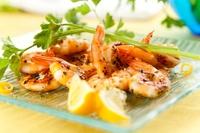 Italienisches 3-Gänge-Menü mit 1 Kg Riesengarnelen und Calamari für 2 oder 4 bei La Vecchia Masseria (bis 52% sparen*)