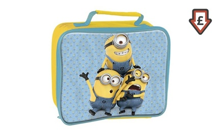 Kids' Minions Lunch Bag