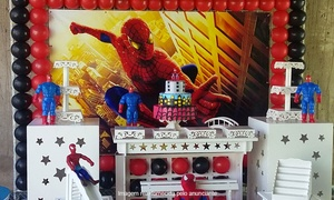 Lilica Decorações: Lilica Decorações: decoração de festa infantil