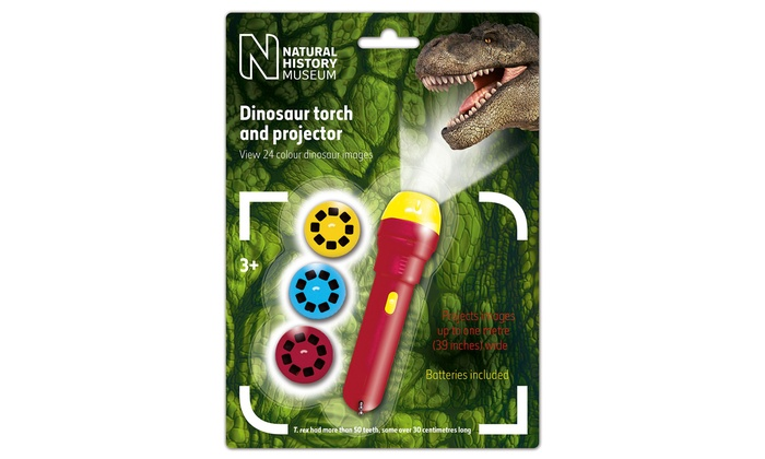 Brainstorm Dinosaur Torch And Projector Educational Toy