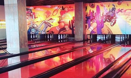 One or Two Hours of Bowling for Up to Six People with Shoe Rental at State 48 Funk House (Up to 62% Off)