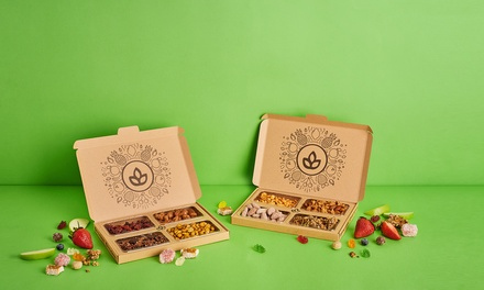 Snack Boxes: 1- ($7.95), 2- ($14.95) or 4-Week Subscription ($29.95) + Free Delivery from Bitely (Up to $79.80 Value)
