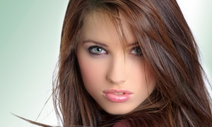 Heather at Jean Claude Salon & Spa: Haircut with Optional Conditioning or Color or Brazilian Blowout (Up to 61% Off)