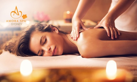 massage facial deals sydney