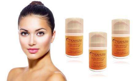 3 o 6 confezioni di acido ialuronico attivo Kahuna Benessere 100 ml