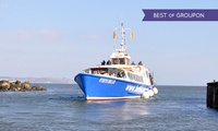 Boat Trip on Firth of Forth for Two with Forth Boat Tours (50% Off)