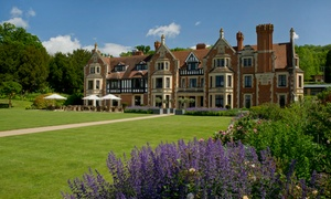 Wood Norton Hall Hotel : Traditional or Champagne Afternoon Tea for Two or Four at Wood Norton Hall Hotel (Up to 42% Off)