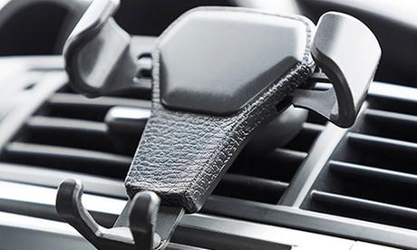 Support smartphone pour voiture, s'adapte à tous les smartphones, fermeture automatique, livraison offerte