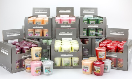 Yankee Candle 18Piece Votive Candle Set
