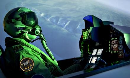 Pack simulateur d'avion au choix dès 69 € chez Aviasim