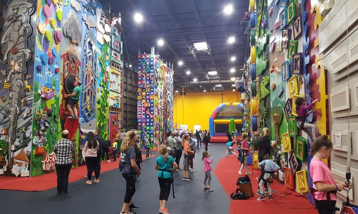 Up to 30% Off Rock Climbing at ClimbZone USA–Laurel