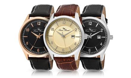 Lucien Piccard Men's Weisshorn Watch