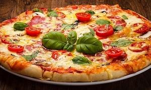 Taberna Mexicana: 3-Gänge-Pizza-oder-Pasta-Menü für bis zu 6 Personen in der Taberna Mexicana (58% sparen*)