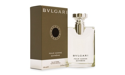 Bvlgari Extreme by Bvlgari Eau de Toilette for Men; 3.4 Fl. Oz.