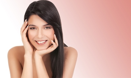 Haircut with Conditioning Treatment and Optional Partial or Full Highlights at Redemption Salon (Up to 53% Off)