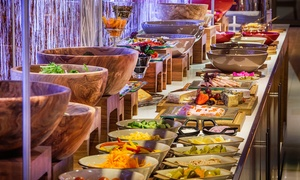 Crave Restaurant - 5* Hilton Dubai the Walk: All-You-Can-Eat Dinner Buffet for Up to Six atCrave Restaurant, Hilton Dubai The Walk (Up to 52% Off)