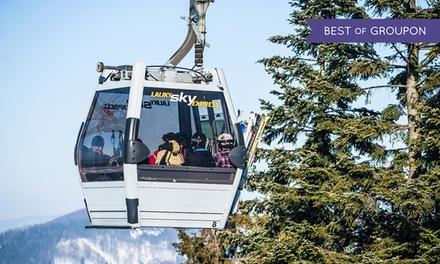 Słowackie Beskidy: całodniowy skipass (od 79,90 zł) i więcej opcji w ośrodku Snowparadise Veľká Rača Oščadnica