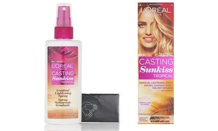 L'Oreal Casting Sunkiss Tropical Gradual Lightening Spray