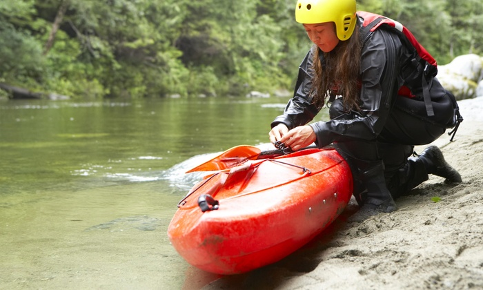 Twisted Beaver, River Adventures - Multiple Locations: Up to 58% Off Kayak Rentals  at Twisted Beaver, River Adventures