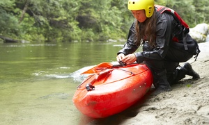 Twisted Beaver, River Adventures: Up to 63% Off Kayak Rentals  at Twisted Beaver, River Adventures