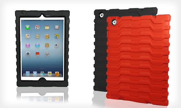 Hard Candy iPad Mini ShockDrop Case: $39 for Hard Candy iPad Mini ShockDrop Rugged Case ($49.95 List Price). Two Colors Available. Free Shipping and Returns.