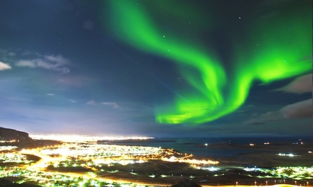 ✈ Iceland: 2 to 5 Nights at Choice of 4* Hotels with Northern Lights Tour, Return Flights and Option for Other Tours*