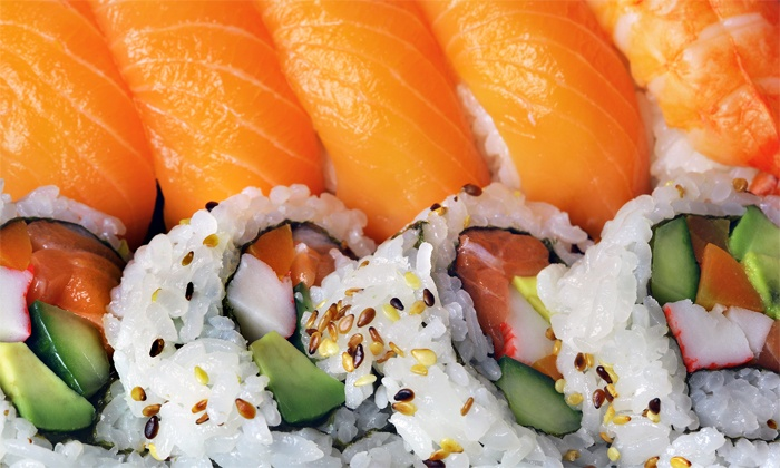 Midori Sushi - Princeton: $12 for $20 Worth of Sushi and Hibachi Fare at Midori Sushi
