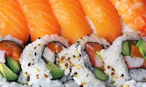 $12 For $20 Worth Of Sushi And Hibachi Fare At Midori Sushi