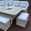 Clare Corner Dining Sofa Set