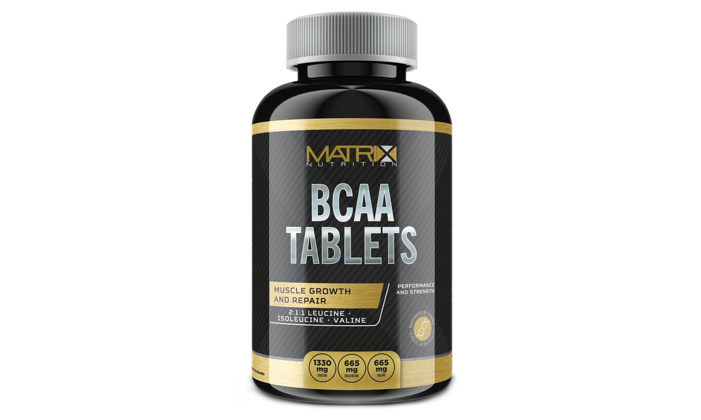 Pack of 240 Matrix BCAA Tablets