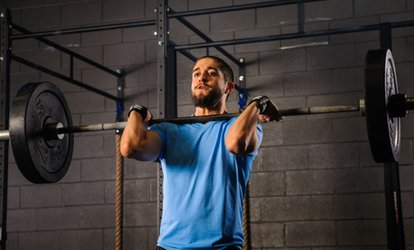 10-Class Pack or 1 Month of Unlimited Classes at <strong>Crossfit</strong> 929 (Up to 82% Off)