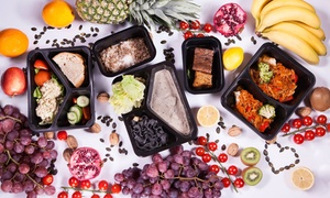 Studio Zdrowia Dietering: Catering wegetariański z dostawą:3-dniowa dieta od 139,99 zł i więcej w Studiu Zdrowia Dietering – wiele lokalizacji